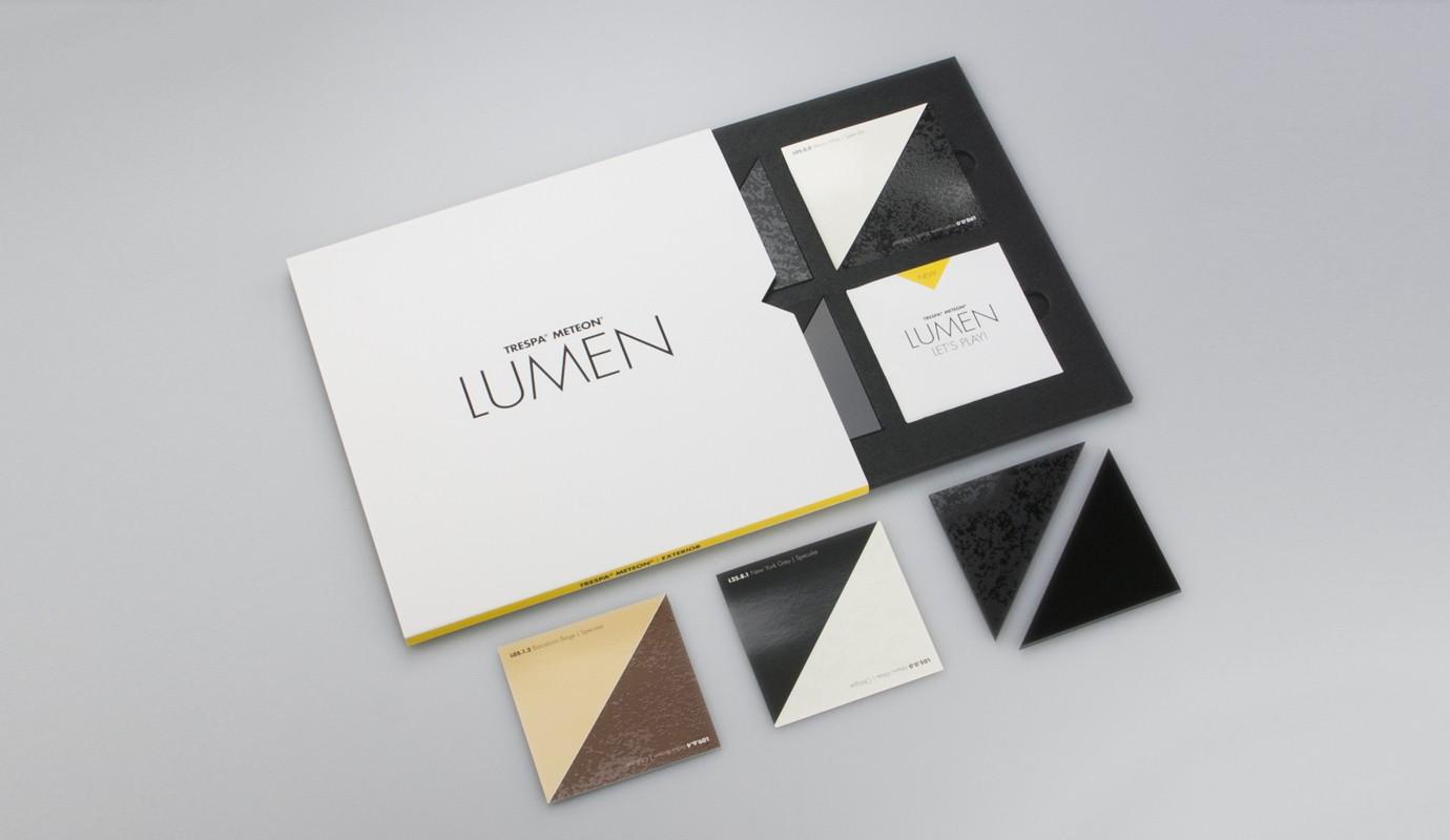 Trespa Lumen mailing