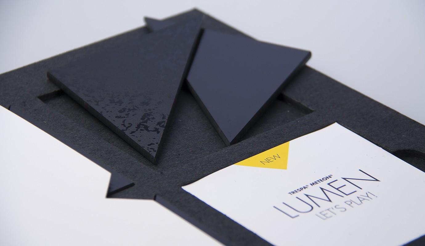 Trespa Lumen mailing detail