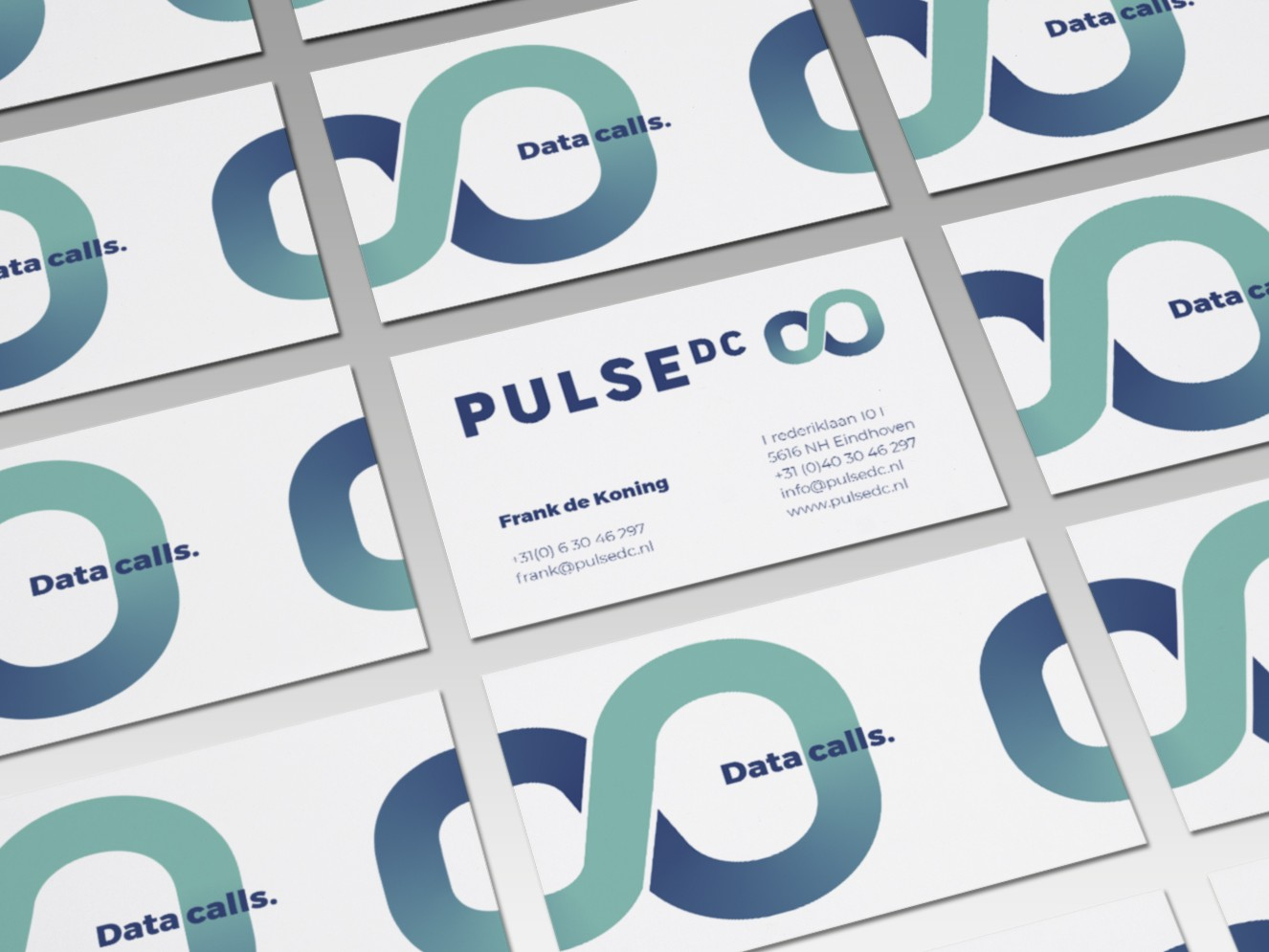 PulseDC business cards