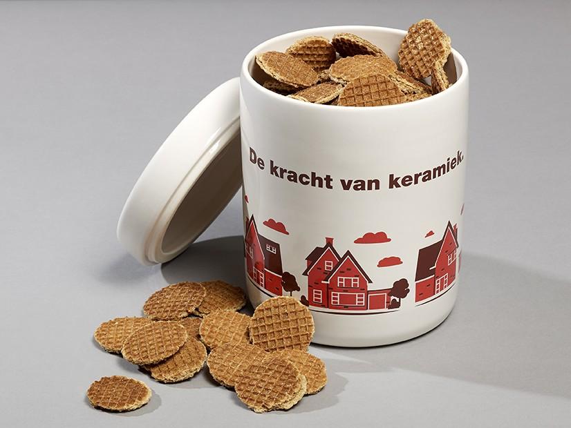wienerberger keramische koekjespot